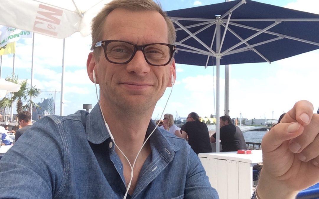 Wie sie es machen Podcast-Intro mit Jan Schleifer