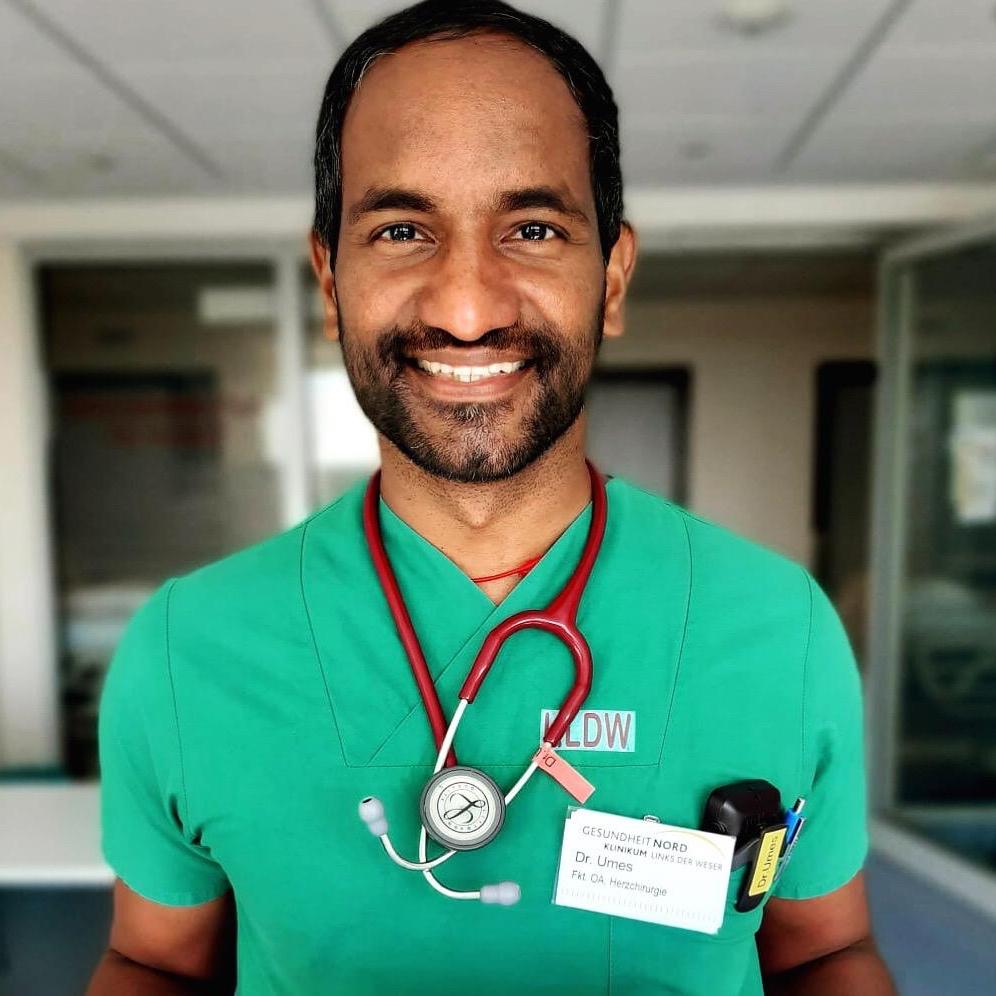 Dr. Umeswaran Arunagirinathan